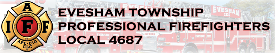 Evesham Township Professional Firefighters - IAFF Local 4687