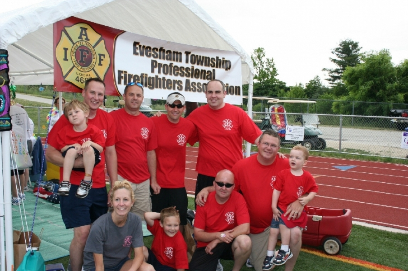 Local 4687 participates in Relay for Life